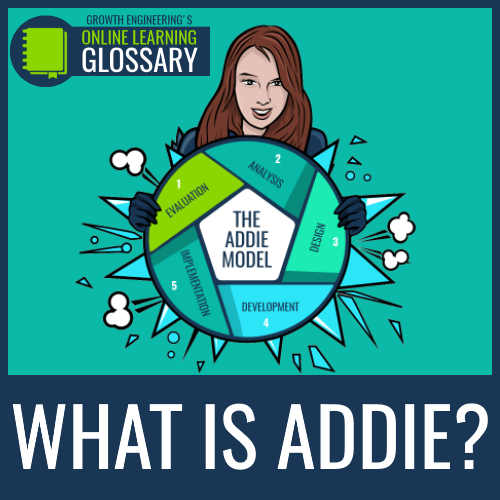 What is ADDIE? 5 phases of successful online learning design
