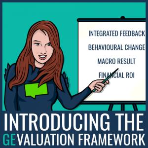training evaluation framework