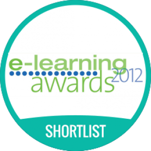Growth Engineering were shortlisted for the e-Learning Awards' Best Use of Rapid Technology in eLearning award.