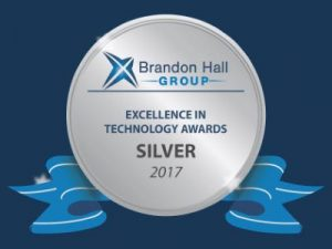 Brandon Hall Silver Award