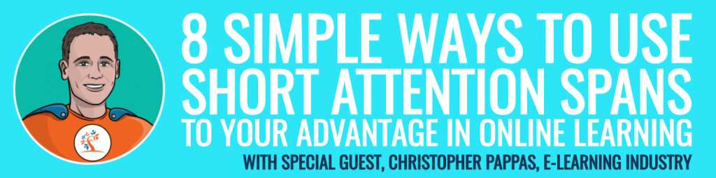 Chris Pappas Attention Span Article Banner