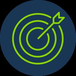 engagement focus icon