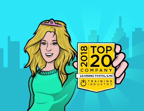 Top 20 Training Industry