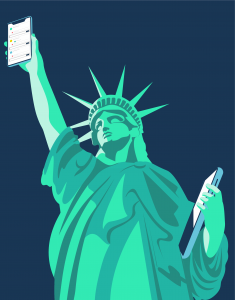 Statue of Liberty learner