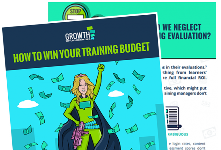 How to win your training budget WP