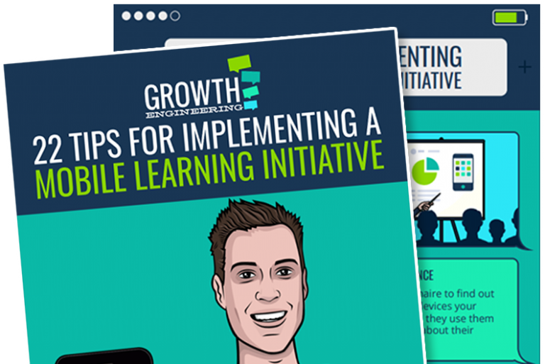 Mobile Learning WP Tip Sheet Cover