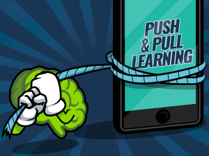 Push and Pull Learning