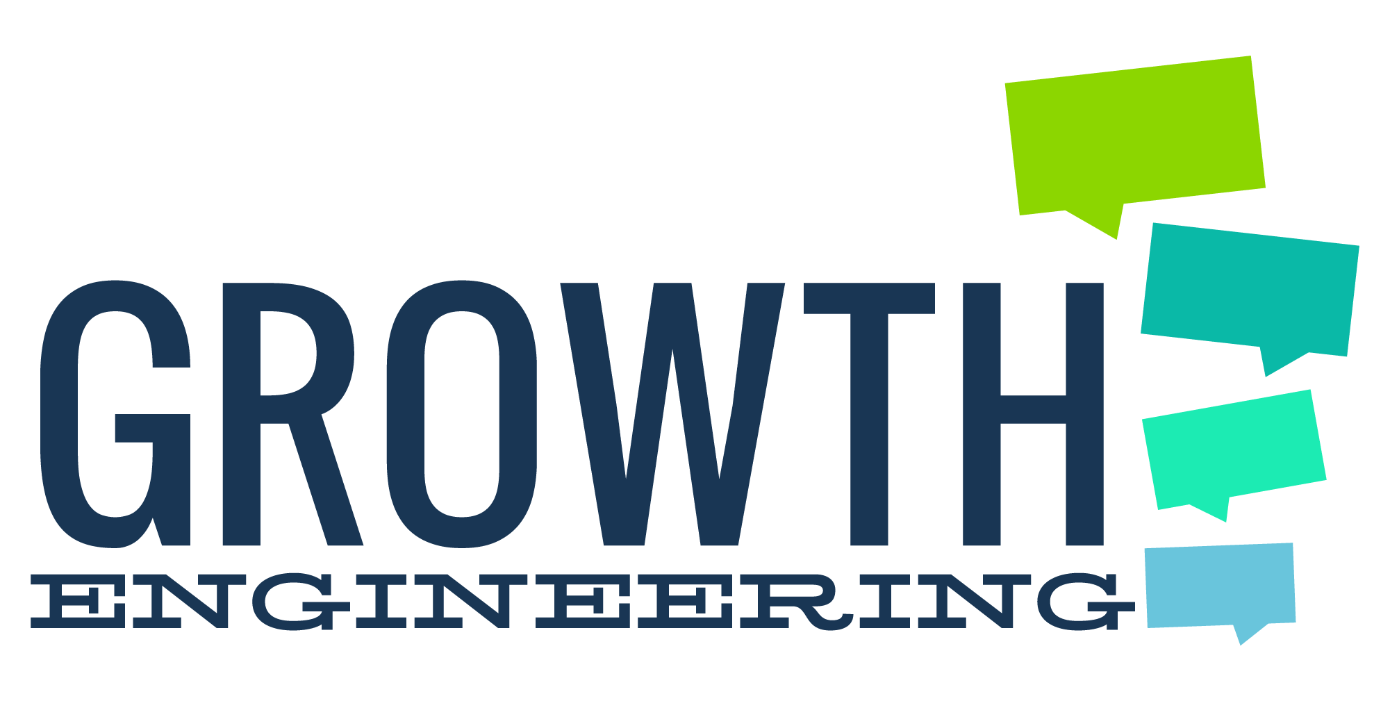 Growth Engineering Logo Navy
