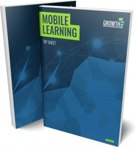 Mobile Learning Tip Sheet Cover