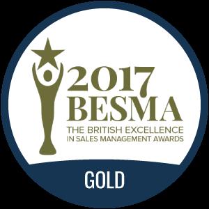 2017 BESMA Award Gold
