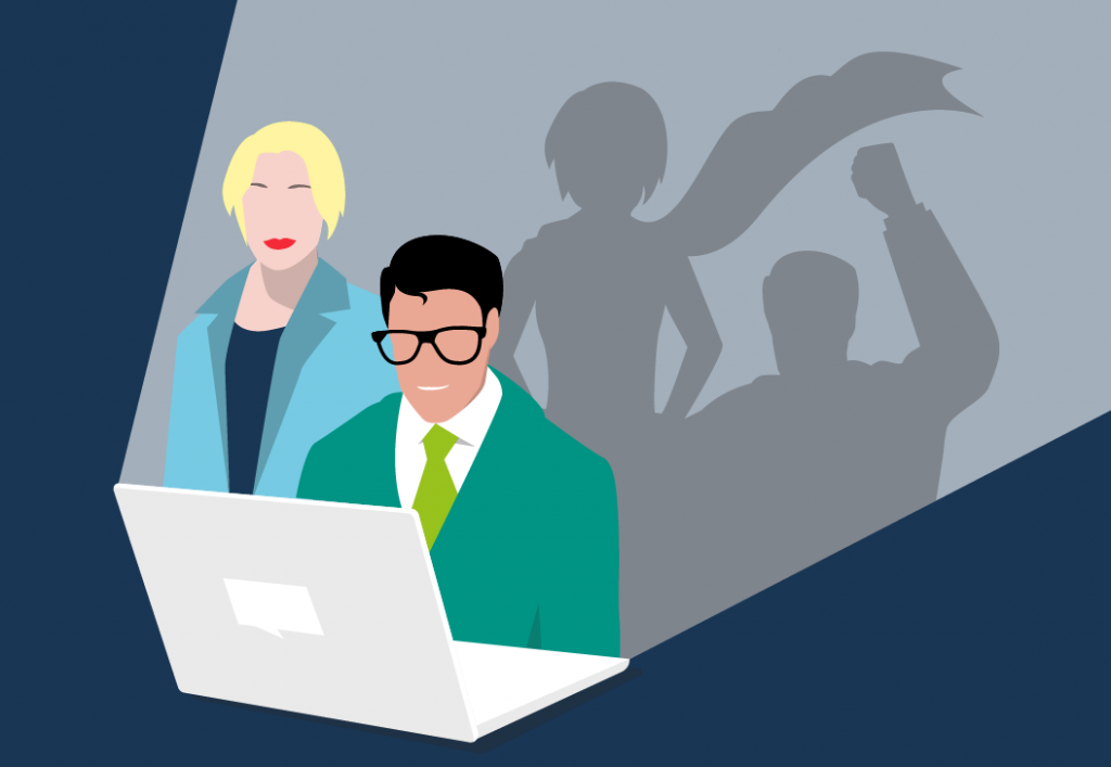 Our online learning glossary shares insights into social and collaborative learning.
