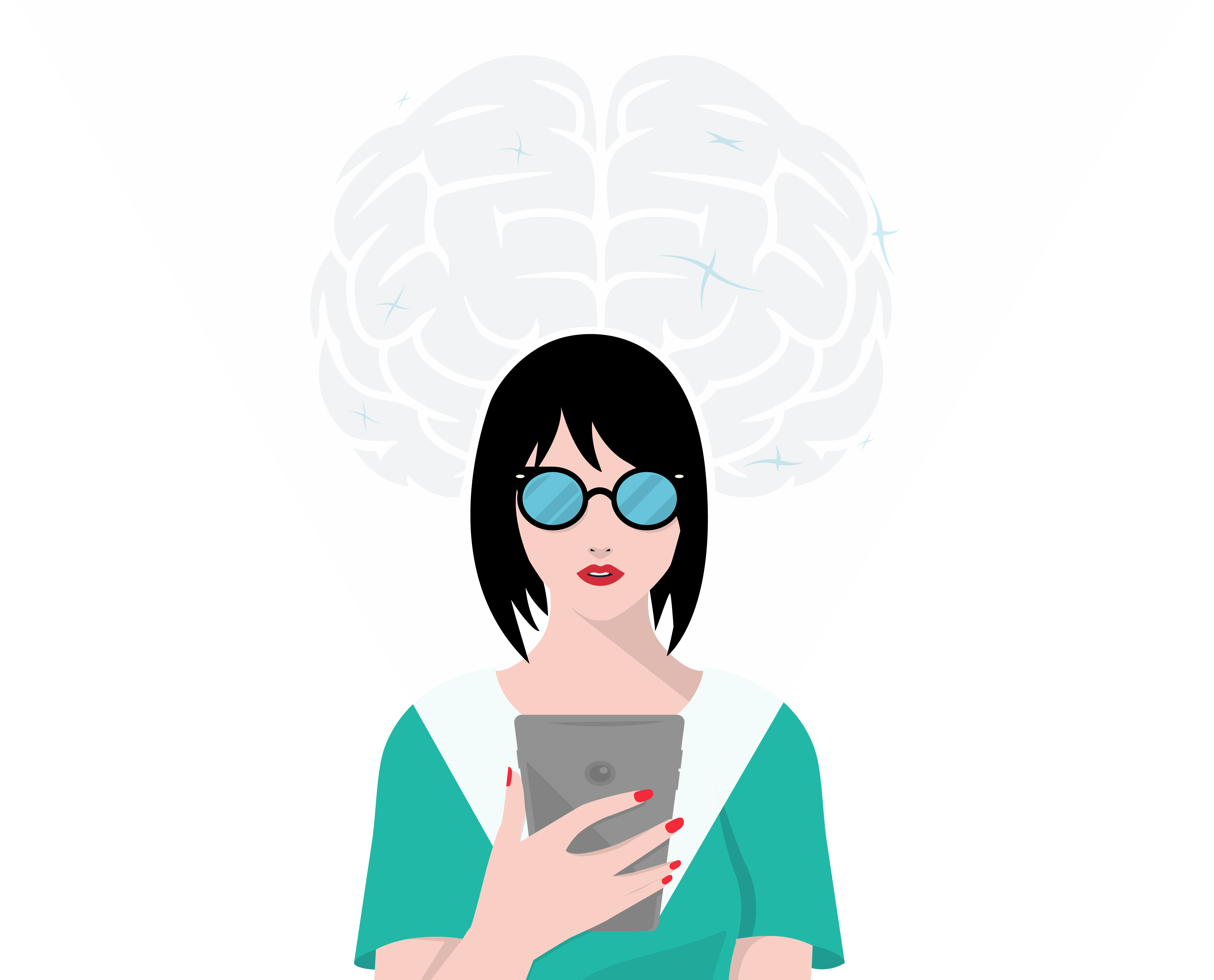 Mobile learning good for the brain