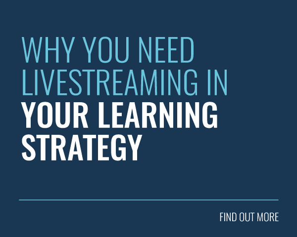 why you need livestreaming