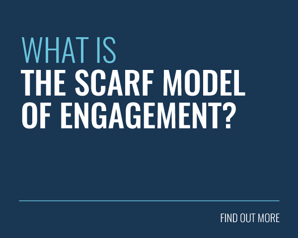 What is the SCARF modle of engagement