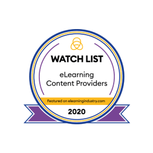 eLearning Industry - Top Content Development Companies for 2020