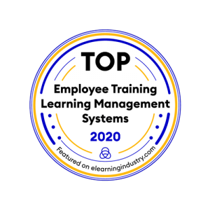 eLearning Industry - Top Employee Training Learning Management Systems 2020 - GE