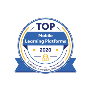 eLearning Industry - Top Mobile Learning LMS for 2020