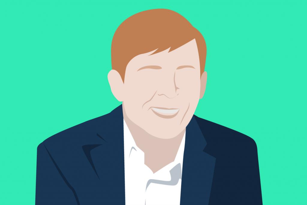 Illustration of L&D Expert and Influencer Brandon Carson