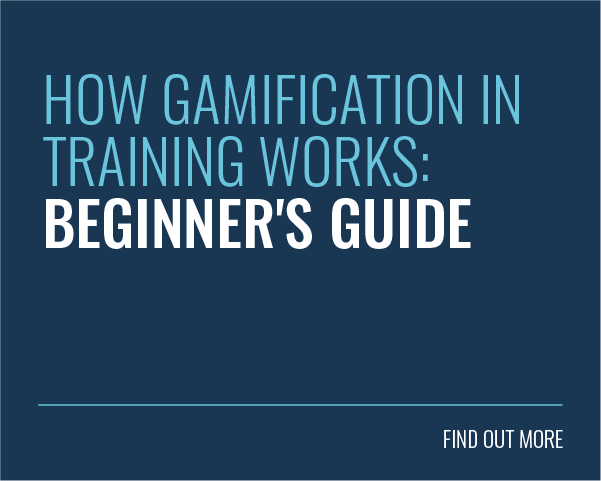 How Gamification in Training Works