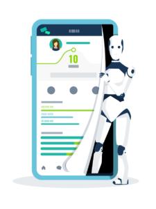 AI based learning platform