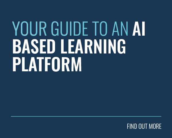 Your Guide To An AI Based Learning Platform