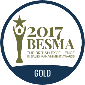 2017 BESMA Award Gold