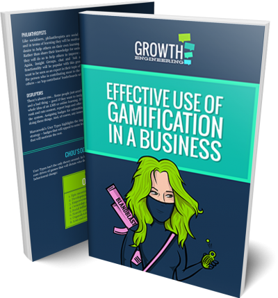 Effective use of Gamification in a Business White Paper