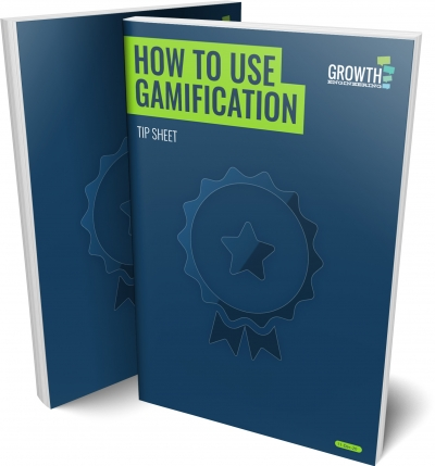How to use Gamification Tip Sheet Cover