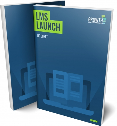 LMS Launch Tip Sheet Cover